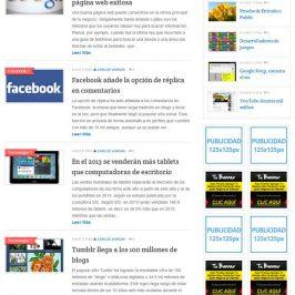 Blogs y Revistas